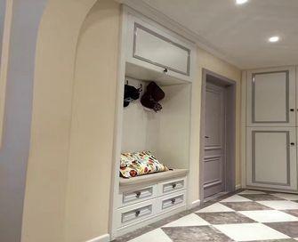 110平米三室两厅地中海风格衣帽间装修图片大全