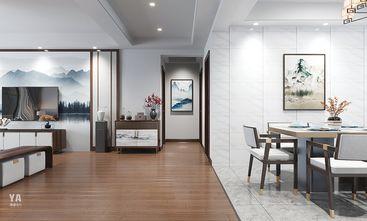 120平米三中式风格走廊设计图