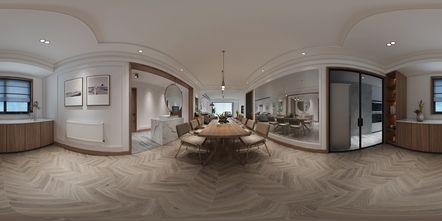 140平米三室两厅日式风格餐厅图片大全