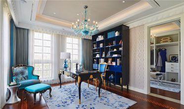 10-15万120平米三室两厅东南亚风格书房图片