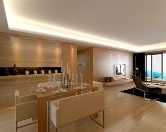 130平米三室一厅现代简约风格阳光房装修效果图