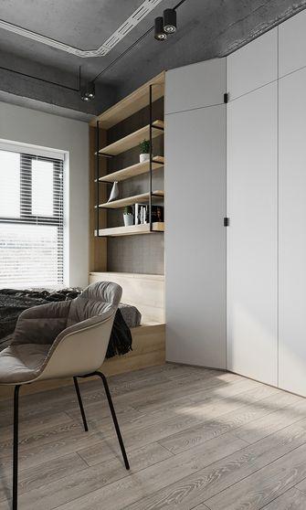140平米四现代简约风格书房装修案例