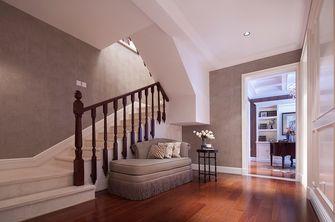 20万以上140平米四室两厅美式风格楼梯欣赏图