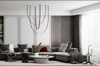 100平米其他风格客厅装修效果图