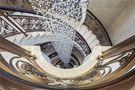 140平米别墅混搭风格楼梯装修图片大全
