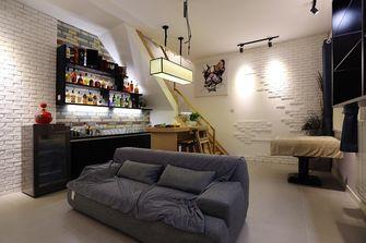 140平米四室三厅现代简约风格储藏室图片