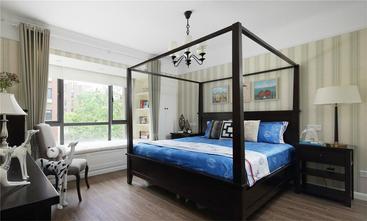 100平米美式风格卧室装修图片大全