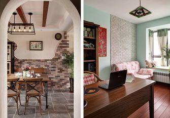 130平米三室两厅田园风格其他区域装修图片大全