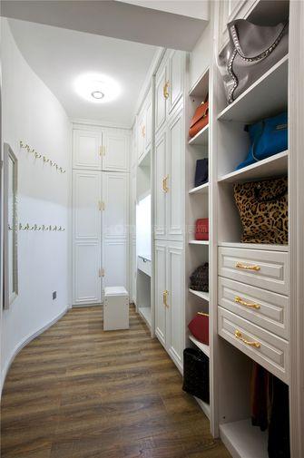 20万以上140平米复式欧式风格衣帽间鞋柜装修效果图