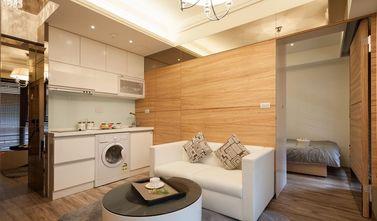 40平米小户型田园风格客厅设计图
