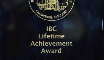 IBC终身成就奖