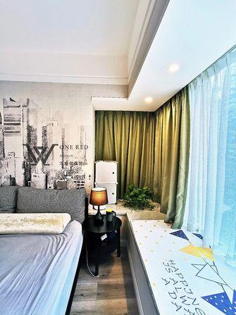 140平米四室四厅现代简约风格阳光房装修案例