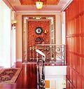 10-15万140平米三室两厅新古典风格楼梯设计图
