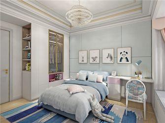 100平米现代简约风格儿童房装修效果图