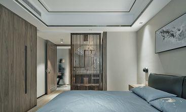 130平米三室一厅中式风格卧室图