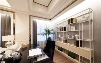 100平米三新古典风格客厅图