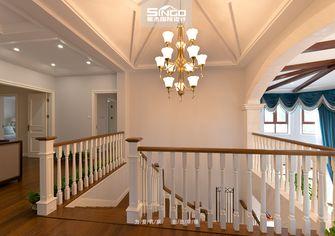 20万以上140平米别墅美式风格楼梯图片大全