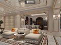 140平米别墅法式风格储藏室图