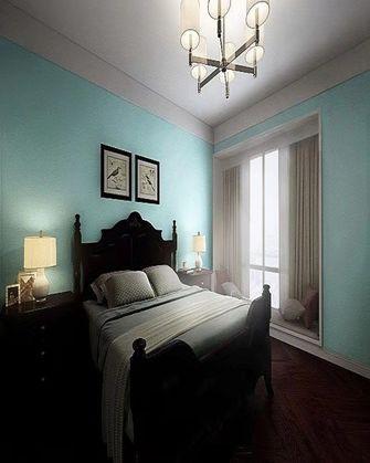 30平米以下超小户型中式风格卧室图