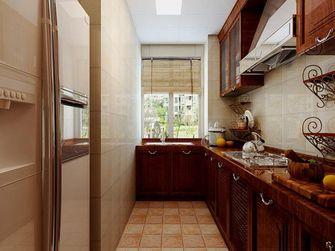 60平米一室一厅新古典风格厨房装修效果图