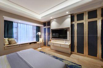 5-10万140平米四室一厅北欧风格卧室装修图片大全