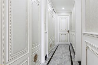 130平米三室一厅新古典风格走廊装修效果图