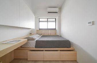 40平米小户型宜家风格卧室设计图
