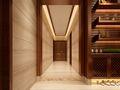 140平米四室两厅东南亚风格走廊装修效果图
