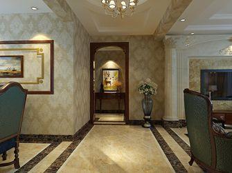 140平米三室两厅欧式风格玄关效果图