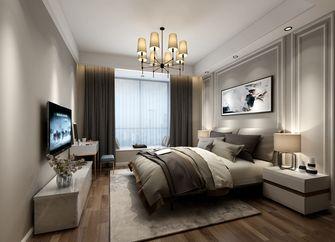 140平米混搭风格卧室图片