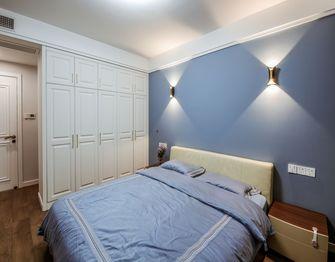 140平米三室一厅其他风格卧室设计图