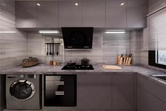 50平米一居室宜家风格厨房效果图