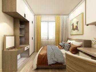 50平米小户型北欧风格卧室装修图片大全