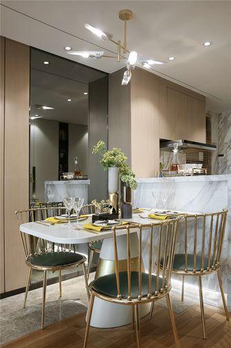 90平米现代简约风格餐厅装修案例