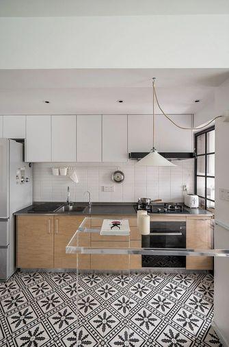 130平米三室一厅北欧风格厨房装修效果图