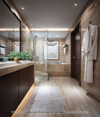 富裕型140平米四室四厅新古典风格卫生间欣赏图