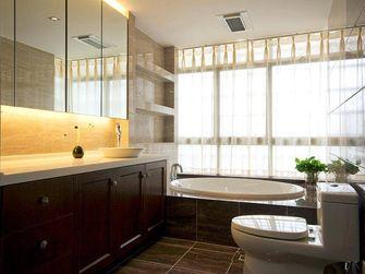 20万以上140平米四室三厅东南亚风格卫生间图片
