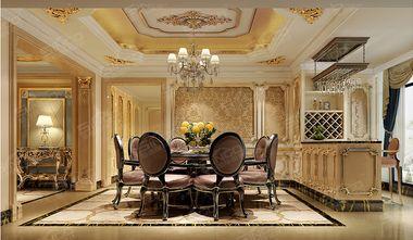 20万以上140平米四室四厅新古典风格餐厅装修图片大全