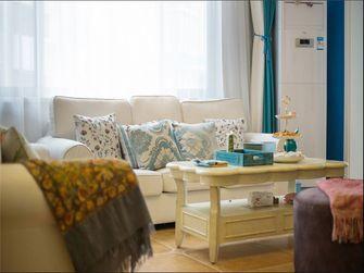 经济型110平米三室一厅地中海风格阳光房装修案例
