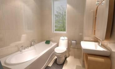 现代简约风格浴室设计图