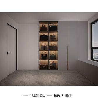 豪华型140平米四现代简约风格衣帽间图片
