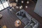 50平米小户型英伦风格客厅设计图