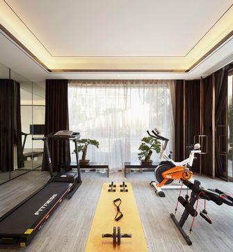 140平米别墅混搭风格健身室图片大全