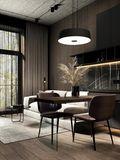 50平米一居室现代简约风格厨房欣赏图