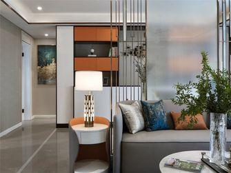 90平米三室三厅法式风格客厅图