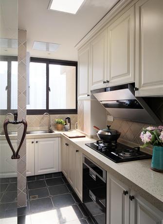 经济型120平米美式风格厨房装修图片大全