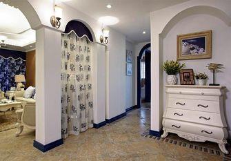 140平米三室三厅地中海风格走廊设计图