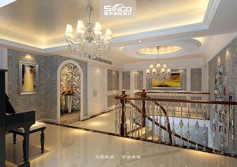 20万以上140平米复式欧式风格楼梯装修案例