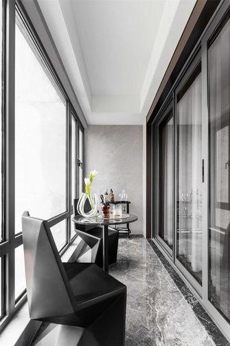 140平米四室两厅现代简约风格阳光房装修案例