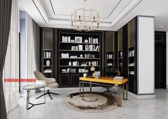 140平米别墅北欧风格书房欣赏图